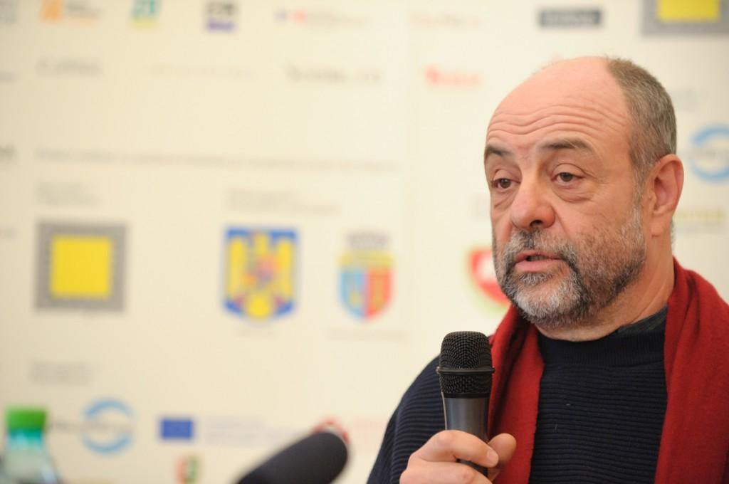 Tompa Gábor (fotók: Biró István)