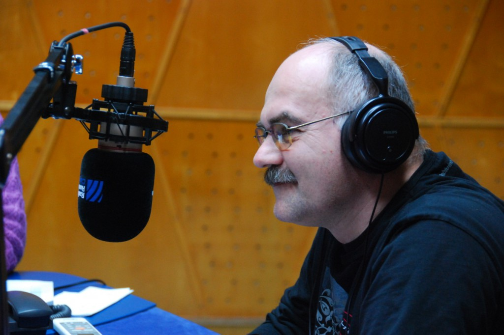 A műsor házigazdája: Zilahi Csaba