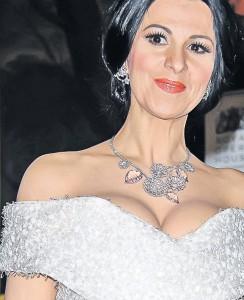 Angela Gheorghiu: szépséges nő, szépséges hang