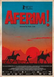 Az Aferim plakátja