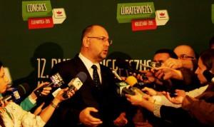 Kelemen Hunor RMDSZ-elnök. Fotó: Antal Szidónia (Kolozsvár Press)