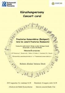 Praetorius_koncert_plakat