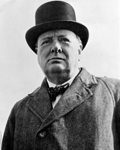 Sir Winston Churchill fotó: Wikipedia