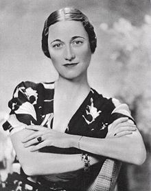 Wallis Simpson fotó: Wikipedia