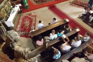 paraliturgia piarista templom szoszek