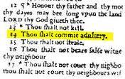 sinners bible