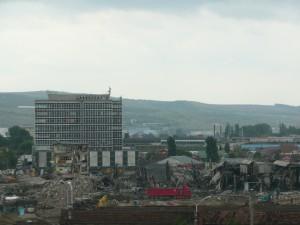 tehnofrig demolare
