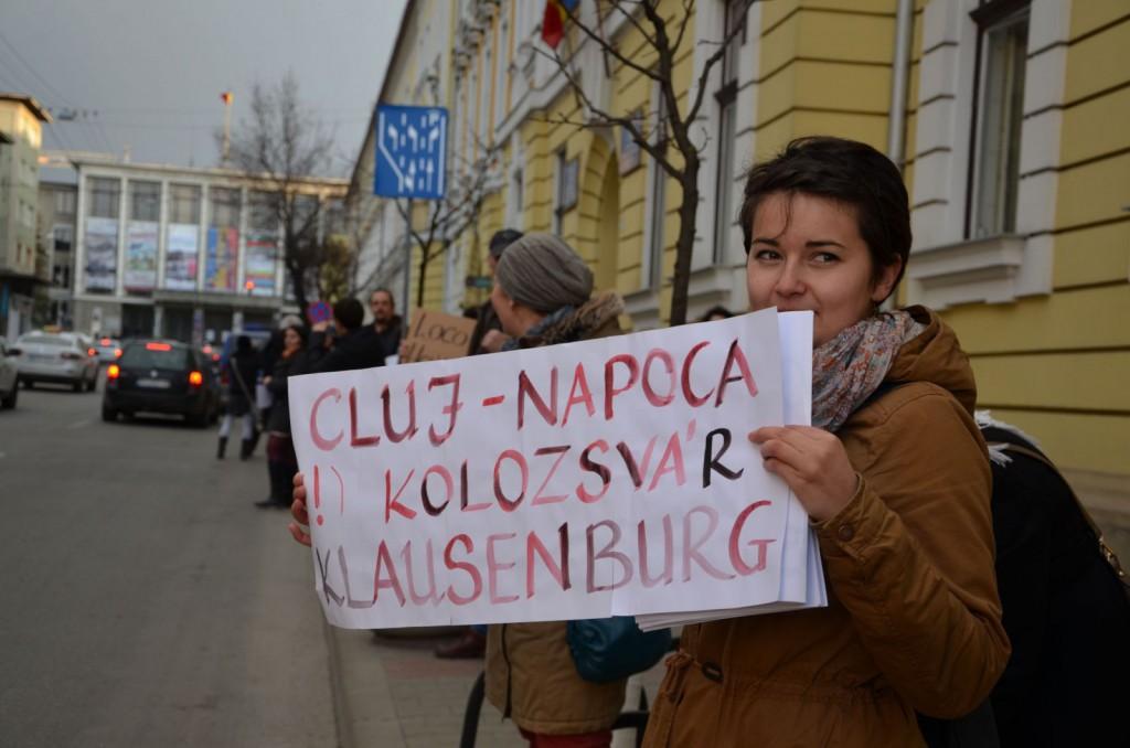 Cluj-Napoca-Kolozsvar-Klausenburg-Musai-Muszaj
