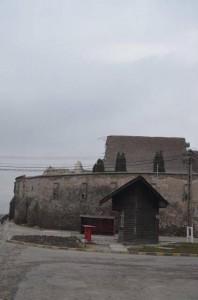 veresmart templomtorony