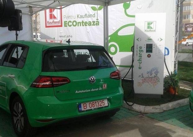 elektromos auto_toltoallomas_kaufland