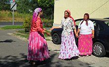 Gábor cigányok fotó: Milei.vencel Wikipedia