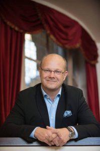 Lőrinczy György, a Budapesti Operettszínház főigazgatója