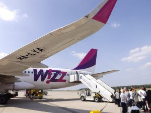 WizzAir Airbus A 320